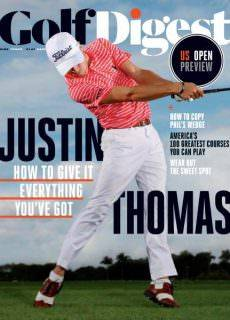 Golf Digest USA — June 2017