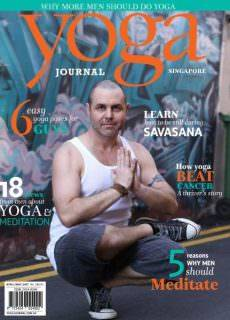 Yoga Journal Singapore — April-May 2017