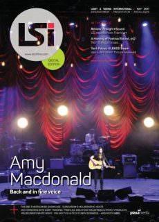 Lighting & Sound International — May 2017