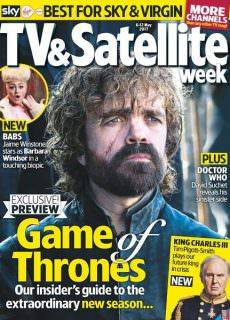 TV & Satellite Week — 6 May 2017