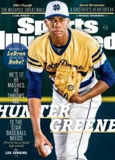 Sports Illustrated USA — May 1, 2017