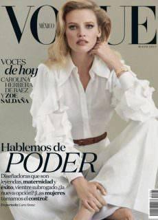 Vogue Mexico — Mayo 2017