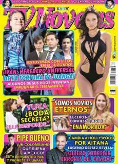 TVyNovelas Mexico N.18 – 1 Mayo 2017