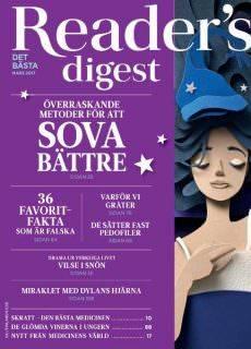 Reader's Digest Sweden — Mars 2017