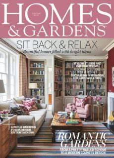 Homes & Gardens UK — June 2017