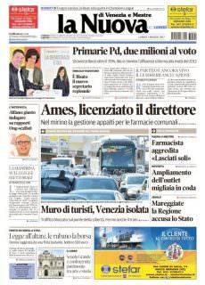 La Nuova Venezia – 1 Maggio 2017