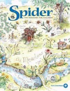 Spider Magazine MayJune 2017