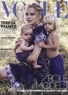 Vogue Australia — May 2017