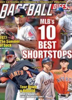 Baseball Digest — May-June 2017