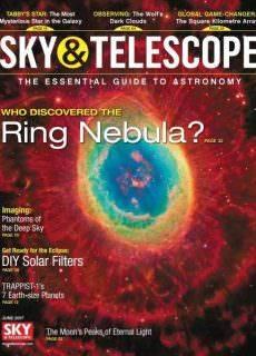 Sky & Telescope — June 2017