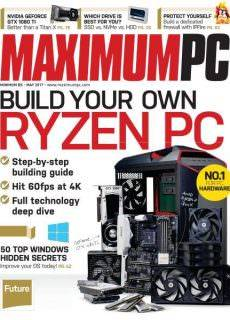 Maximum PC — May 2017