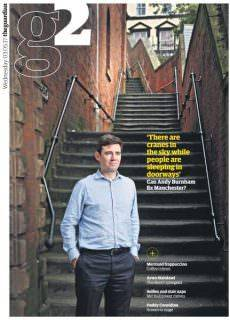 The Guardian g2 magazine — May 3, 2017