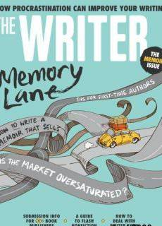 The Writer – August 2017