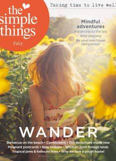 The Simple Things – July 2017