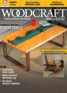 Woodcraft Magazine – June-July 2017