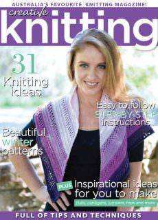 Creative Knitting — Issue 57 2017