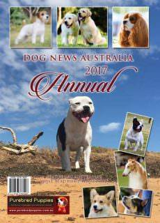 Dog News Australia – Annual 2017
