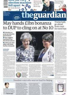 The Guardian June 27 2017