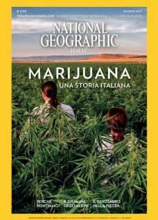 National Geographic Italia — Giugno 2017