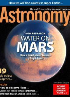 Astronomy – July 2017