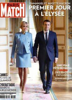Paris Match N.3548 – 18 au 23 Mai 2017