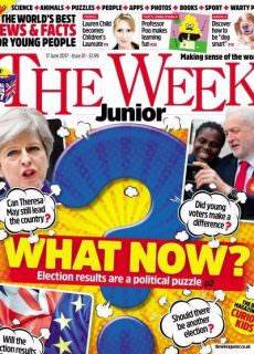 The Week Junior UK – Issue 81 – 17 June 2017