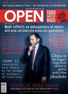 Open Magazine – 5 June 2017