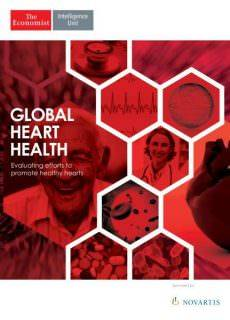 The Economist (Intelligence Unit) — Global Heart Health (2017)