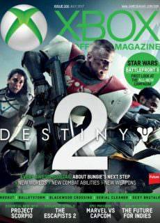 Official Xbox Magazine USA — Issue 202 — July 2017