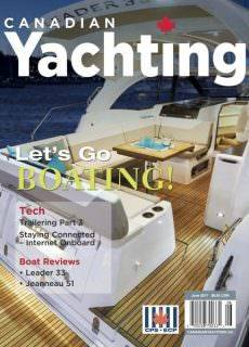 Canadian Yachting — June 2017