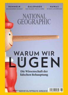 National Geographic Germany — Juni 2017