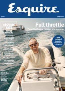 Esquire UK — June 2017