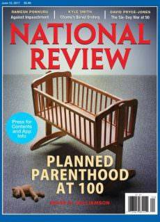 National Review – June 12, 2017