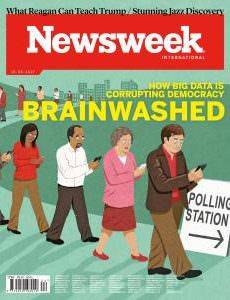 Newsweek International 16 June 2017