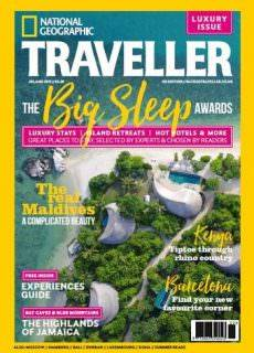 National Geographic Traveller UK – July-August 2017