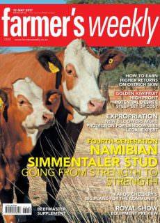 Farmer's Weekly – 12 May 2017