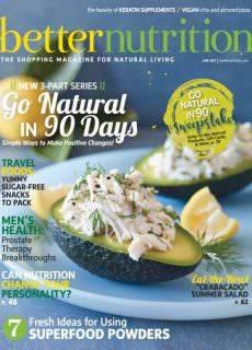 Better Nutrition – June 2017