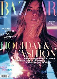 Harper's Bazaar Germany – Juni-Juli 2017