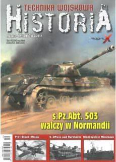 Technika Wojskowa Historia N.2 Marzec – Kwiecien 2017