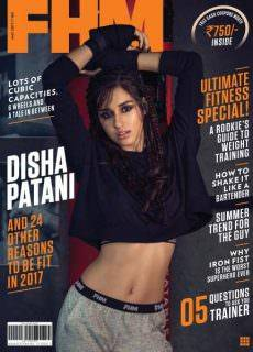 FHM India – May 2017