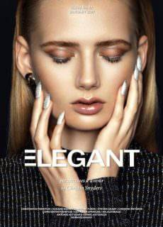 Elegant Magazine – Beauty #1 – January 2017