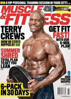 Muscle & Fitness USA – June 2017