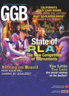 Global Gaming Business – June 2017