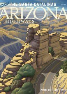 Arizona Highways Magazine – June 2017