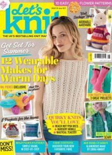 Let's Knit – June 2017