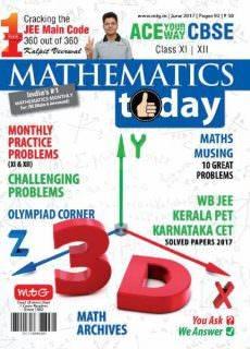 Mathematics Today – June 2017