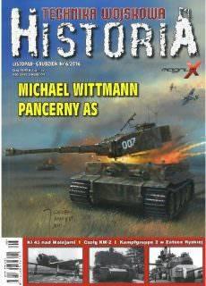 Technika Wojskowa Historia N.6 – Listopad-Grudzien 2016