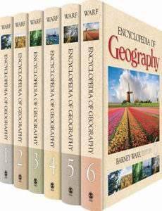 Barney Warf Encyclopedia of Geography  6 Volumes