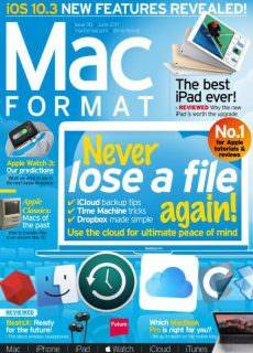 MacFormat – Issue 313 – June 2017