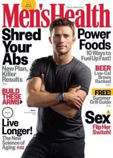 Men's Health USA – June 2017